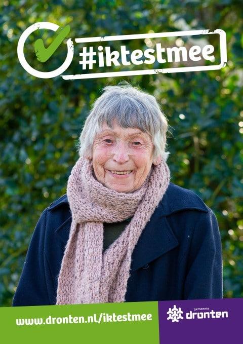 Poster #iktestmee - Betty